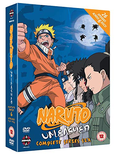 Naruto Unleashed - Complete Series 6