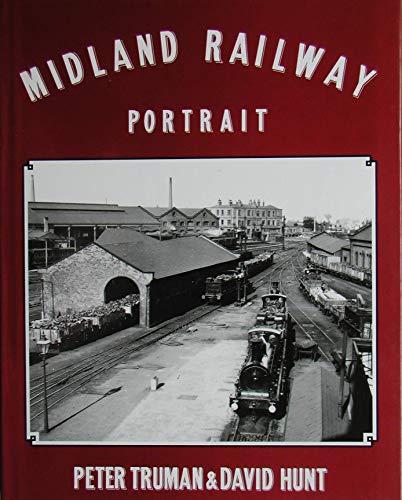 Midland Railway Portrait By Peter Truman