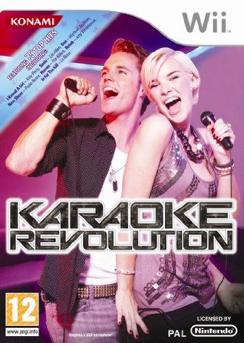 Karaoke Revolution - Game Only (Wii)