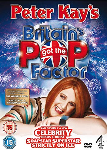 Britain's Got the Pop Factor... and Possibly a New Celebrity Jesus Christ Soapstar Superstar Strictl