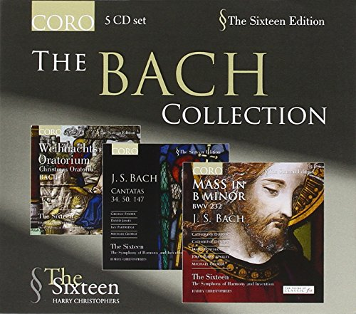 Sixteen - J.S Bach: The Bach Collection