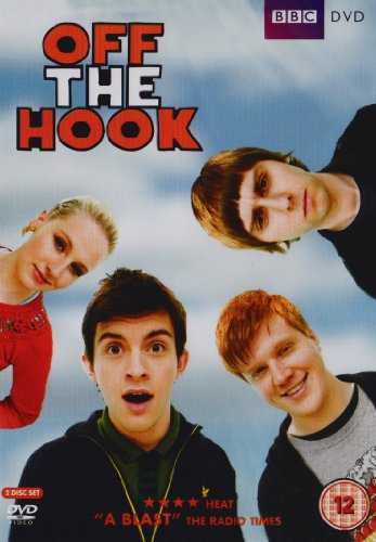 Off-the-Hook-DVD-CD-5GVG-FREE-Shipping