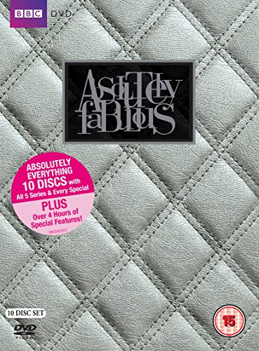 Absolutely Fabulous - Absolutely Everything Box Set