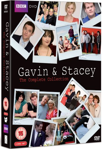 Gavin And Stacey - Series 1-3 + 2008 Christmas Special