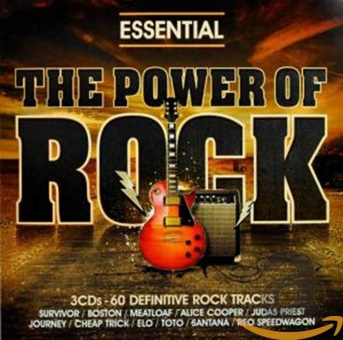 Essential Rock - Definitive Rock Classics And Power Ballads -  CD X8VG The Cheap