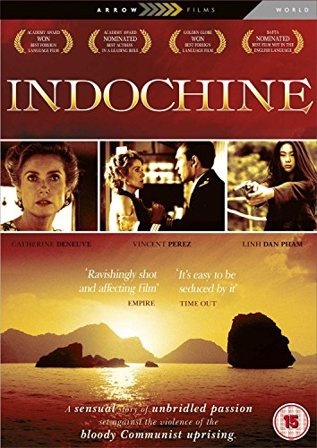 Indochine-DVD-CD-MSVG-FREE-Shipping