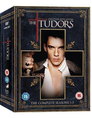 The Tudors - Season 1-3