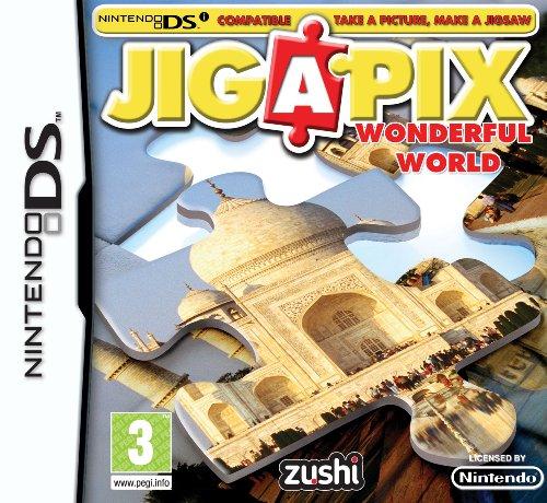 Jigapix: Wonderful World (Nintendo DS)