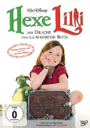 Hexe Lilli 1 (DVD) Drache und d.mag.Buch Min: 85DD5.1WS