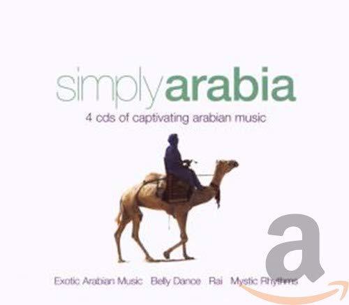 Various - Simply Arabia (4CD) By Various