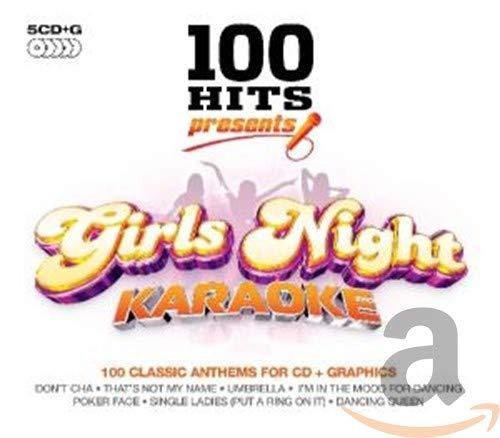 Various Artists - 100 Hits Presents: Girls Night Karaoke