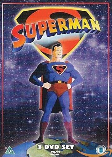 Superman - Original Cartoon Series - 2 DVD Set (1941)