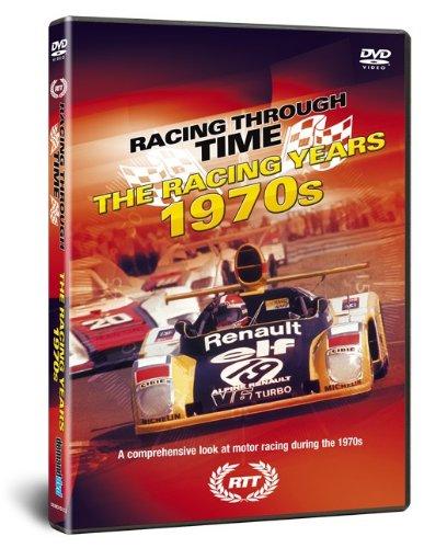 Racing Through Time - Racing Years - 1970's