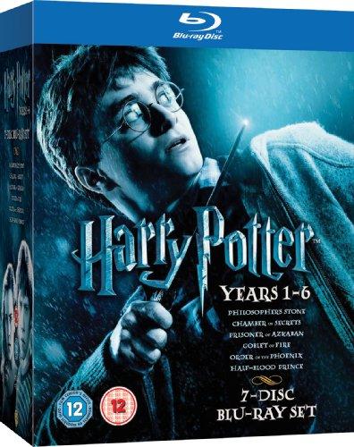 Harry Potter 1-6