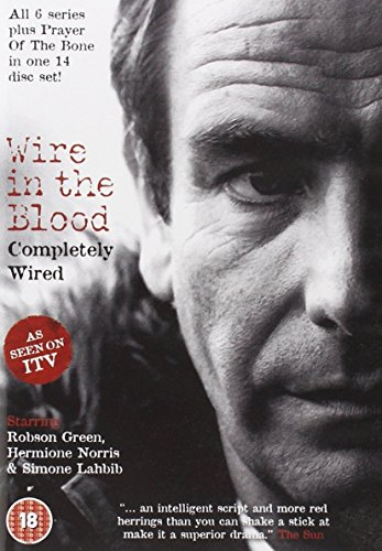Wire in the Blood: Completely Wired - The Complete Series
