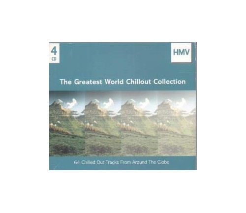 Greatest World Chillout Collection - the greatest world chillout collection