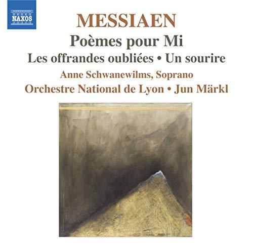 Lyon National Orchestra - Messiaen: Poemes Pour Mi