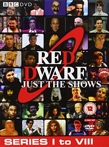 Red Dwarf - Series 1-8