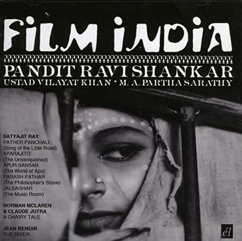 Ravi Shankar - Film India The Cinema Of Ravi Shankar