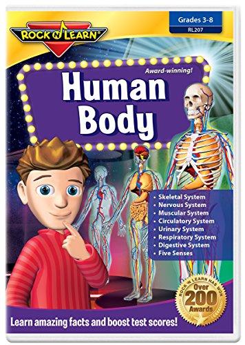 Rock N Learn: The Human Body