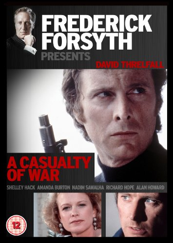Frederick-Forsyth-Presents-A-Casualty-of-War-DVD-CD-PGVG-FREE-Shipping