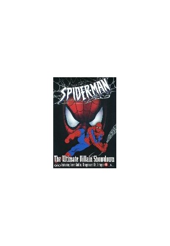 Spiderman-Ultimate-Villain-Showdown-Animated-CD-LUVG-FREE-Shipping