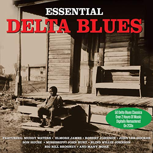 various artists essential delta blues by various artists box set used very good. Black Bedroom Furniture Sets. Home Design Ideas