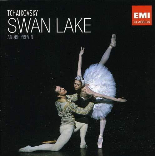 Swan Lake By Pyotr Il'yich Tchaikovsky