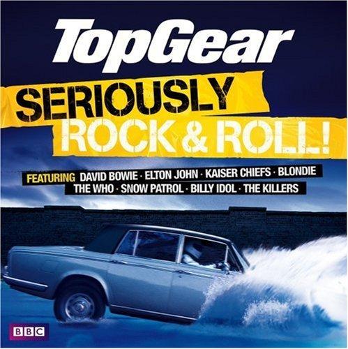 Various Artist - Top Gear Seriously Rock & Roll