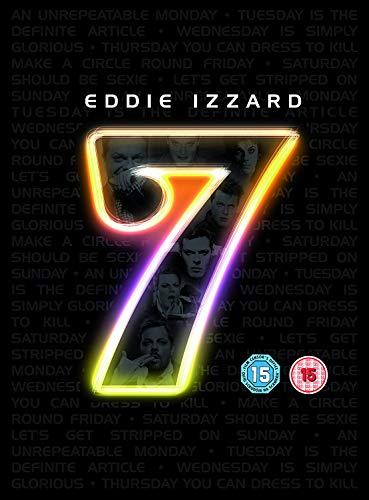 Eddie Izzard: The Ultimate Eddie Izzard Collection