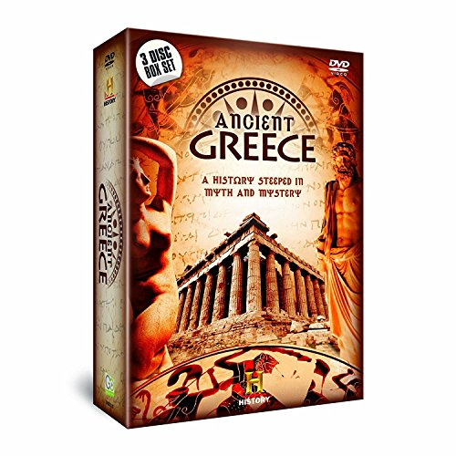 Ancient Greece (3-Disc Box Set)