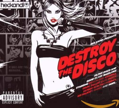 Various Artists - Destroy The Disco