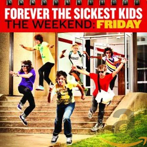 Forever-The-Sickest-Kids-The-Weekend-Fr-Forever-The-Sickest-Kids-CD-JOVG