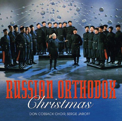 Serge Jaroff - Russian Orthodox Christmas By Serge Jaroff