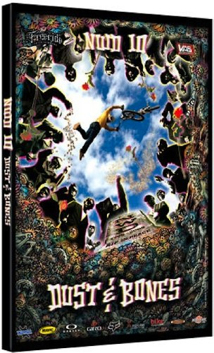 NWD-10-Dust-and-Bones-DVD-Region-0-2009-CD-56VG-FREE-Shipping