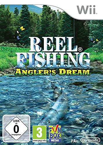 Reel Fishing: Angler's Dream (Wii)
