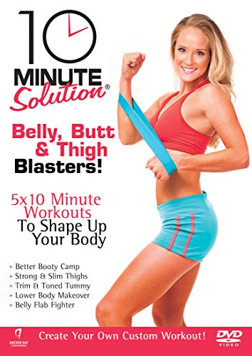 10 Minute Solution - Belly, Butt And Thigh Blasters