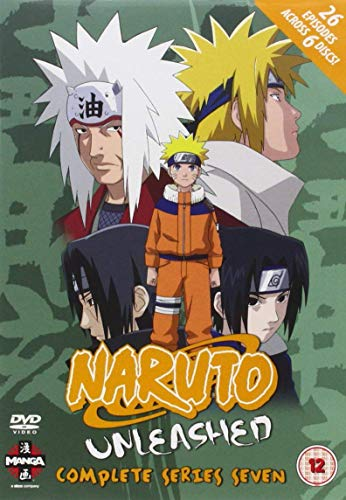 Naruto Unleashed - Complete Series 7