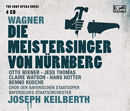 Joseph Keilberth - Wagner: Die Meistersinger von Nürnberg - The Sony Opera House