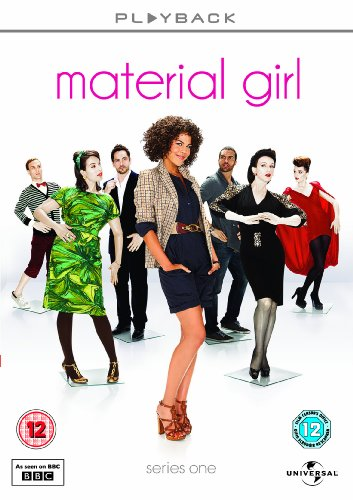 Material-Girl-Series-1-DVD-CD-L8VG-FREE-Shipping