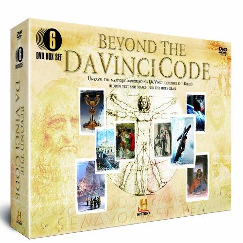 Beyond-the-Da-Vinci-Code-6-Disc-Gift-Pack-DVD-CD-9CVG-FREE-Shipping