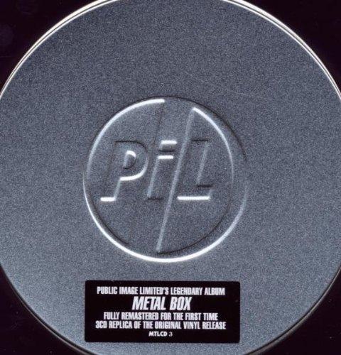 Public Image Ltd. - Metal Box (Vinyl Replica Edition) By Public Image Ltd.