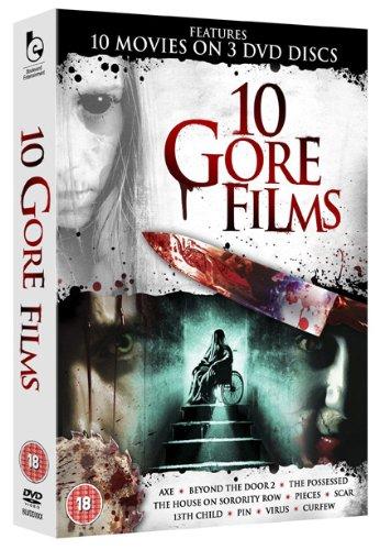 10-Gore-Films-DVD-CD-Q8VG-FREE-Shipping