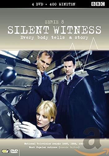 Silent-Witness-Series-Eight-4-DVD-Box-Set-Silent-Witness-E-CD-DOVG