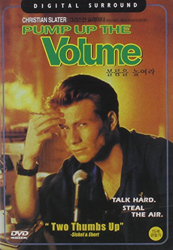 Pump Up The Volume - Christian Slater - all Region Import - Plays in English