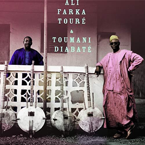 Ali and Toumani By Ali Farka Toure/Toumani Diabate