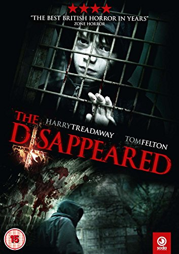 The-Disappeared-DVD-CD-K0VG-FREE-Shipping