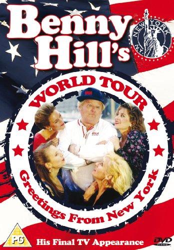 Benny Hill's World Tour