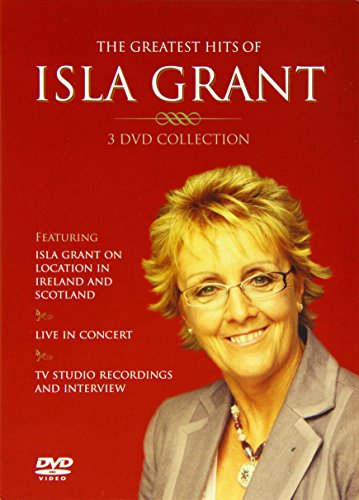 The-Greatest-Hits-of-Isla-Grant-3-DVD-Collection-CD-0EVG-FREE-Shipping