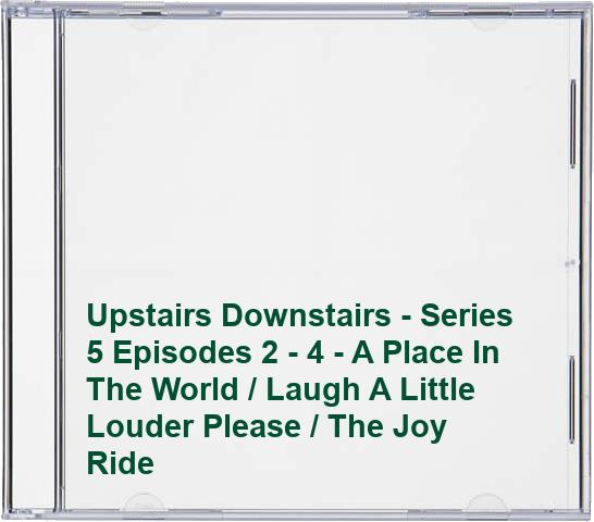 Upstairs-Downstairs-Series-5-Episodes-2-4-A-Place-In-The-Wor-CD-36VG